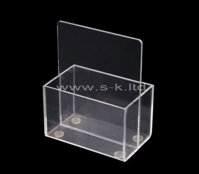 lucite compartment display box