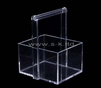 plastic carry box with handle