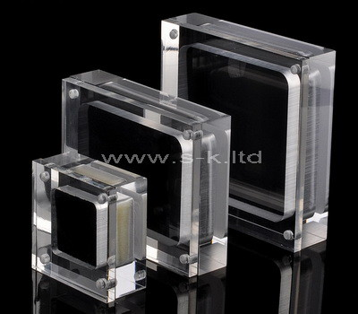 acrylic jewelry ring display storage case