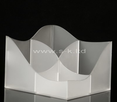lucite display stand holder