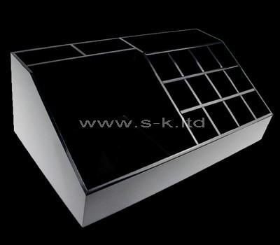 lucite 16 compartment storage box