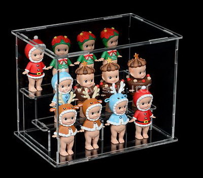 clear acrylic collection box