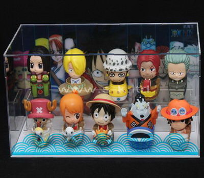 clear cheap acrylic display cases