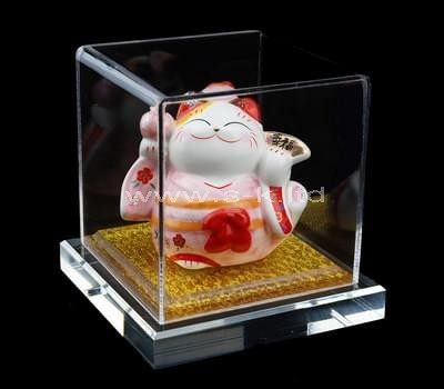 plexiglass figurine display