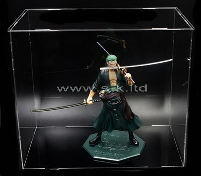 large acrylic display cases