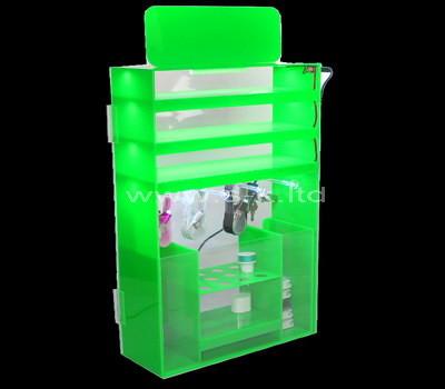 plexiglass small ornament display cabinet
