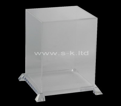 acrylic display case stand