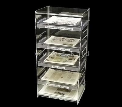 shelf display cabinet