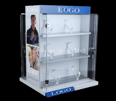 retail watch display cabinet