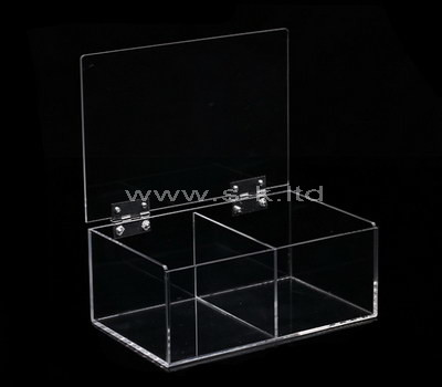 plastic storage boxes with lids