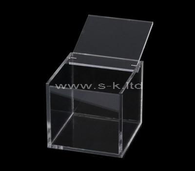 acrylic 12x12x12 box with lid