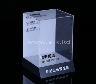 acrylic storage case box