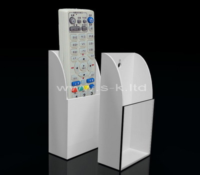lucite remote controller holder box