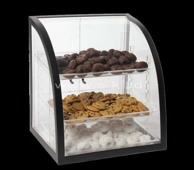 countertop pastry display case