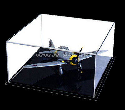 model plane display case