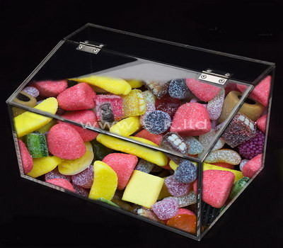 perspex candy display case
