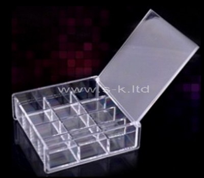 Acrylic grid box