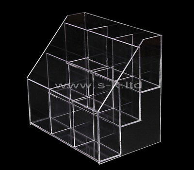 Clear acrylic 9 grids display case