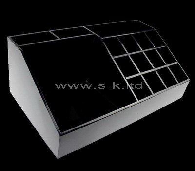 Black acrylic 20 grids display holders