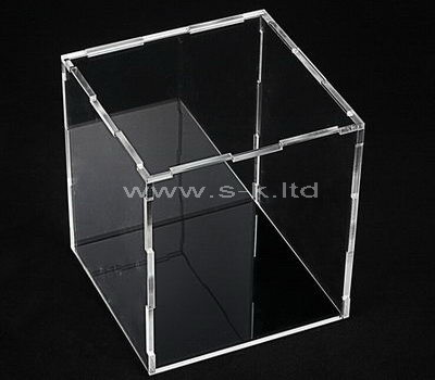 Custom design square acrylic display box
