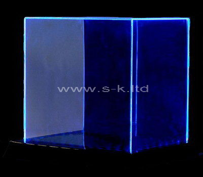 Custom design large acrylic display box
