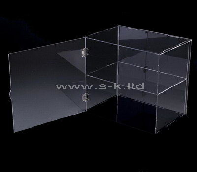 Custom design large clear acrylic display cases