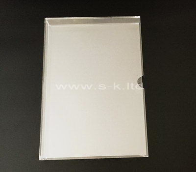 Custom design acrylic slip case