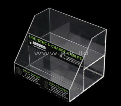 Custom design counter top acrylic display holders