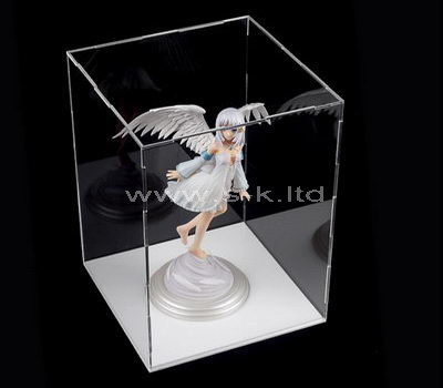 Custom design clear acrylic angel display box