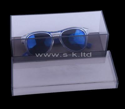 Custom design acrylic sunglasses box