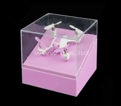 Custom design acrylic model display case