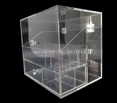 Custom design clear acrylic organizer