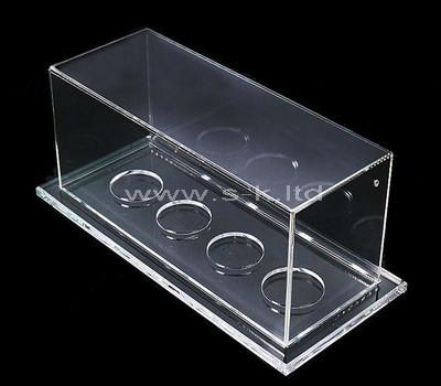 Custom clear acrylic display box