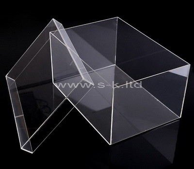 Custom plexiglass box