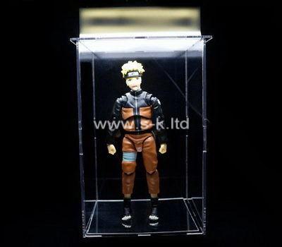 Custom clear acrylic case