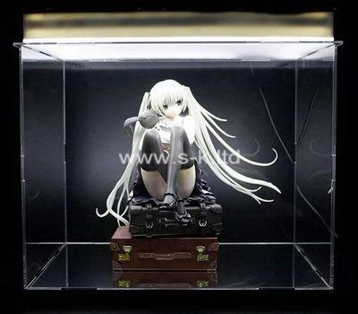 Custom clear acrylic box