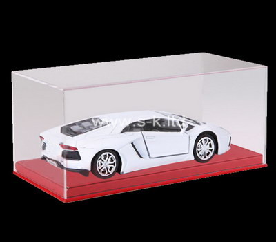 Custom perspex mode car display case