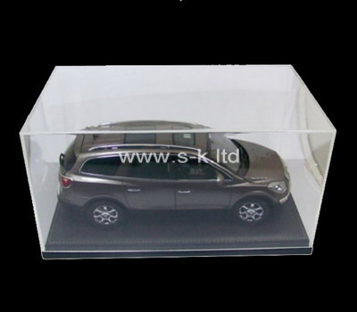 Custom perspex model car display case
