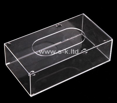 Custom flat perspex display case