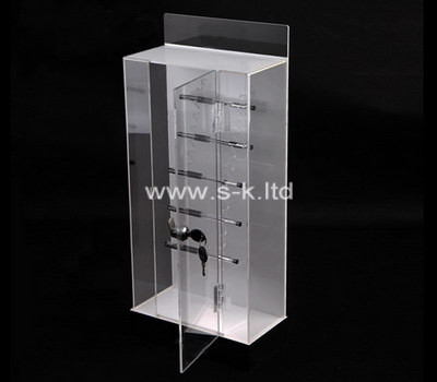 Custom acrylic display cabinet