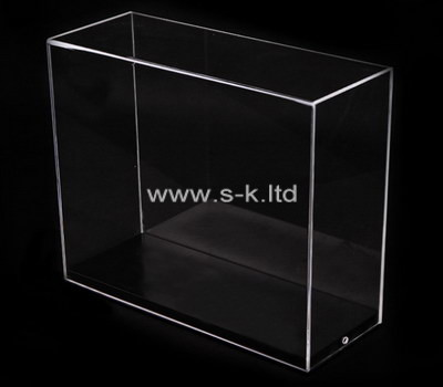 Custom narrow acrylic display case