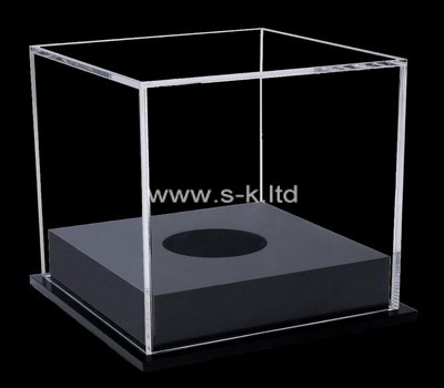 Custom 5 sided acrylic display case