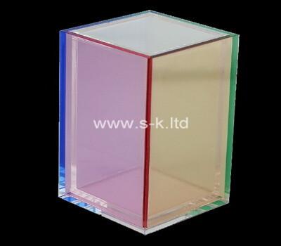 Custom color acrylic display box