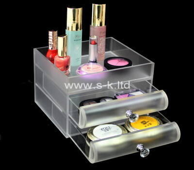 Custom plexiglass drawers organizers boxes