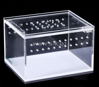 Custom acrylic breeding box