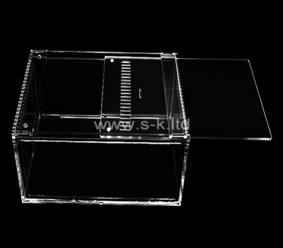 Custom acrylic breeder box