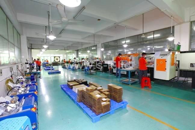 production line 2-Sunday Knight Co Ltd