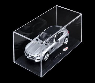 Acrylic manufacturer customize plexiglass model car showcase